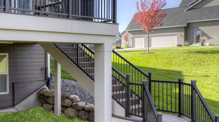 Finish Your TimberTech Deck with AZEK PVC TRIM & Moudling
